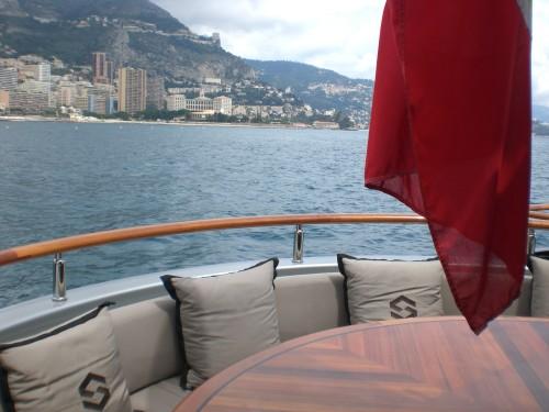 Superyacht Middellandse Zee