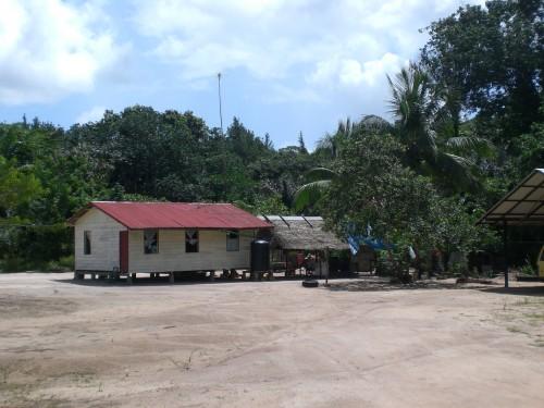 Dorpje Suriname