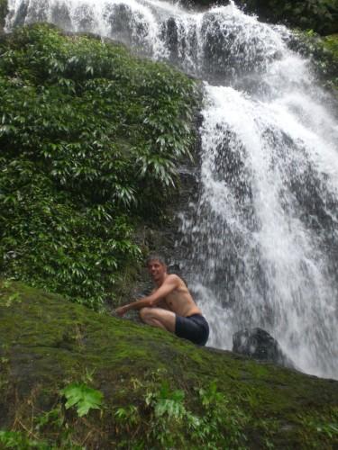 Papa waterval Suriname