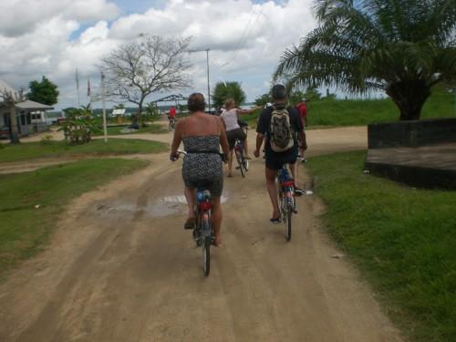 Fietsen Suriname