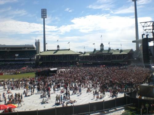 Sound relief Sydney 3