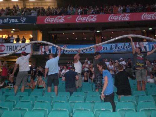 Sound relief Sydney 4
