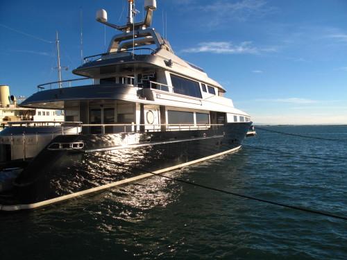 'Onze' boot Silverdream