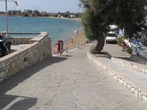 Grieks eiland Paros