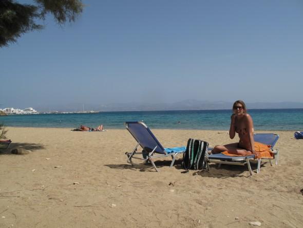 Griekenland Strand