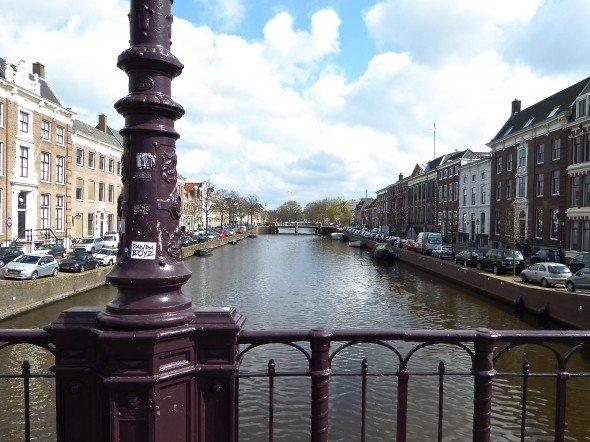 Nieuwe Gracht Haarlem