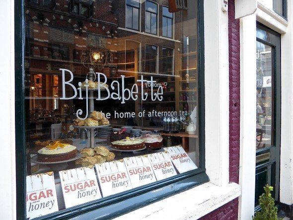 Bij Babette Haarlem
