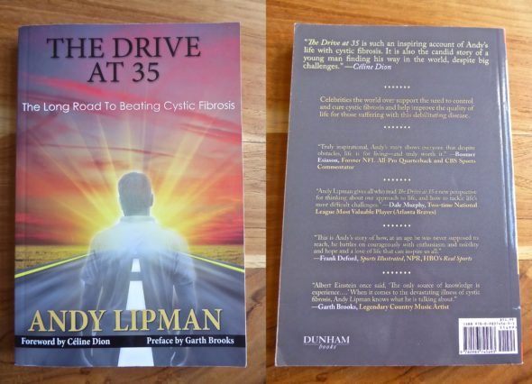 Andy Lipman, the drive at 35