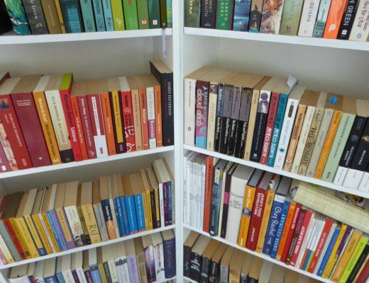 Gelezen boeken