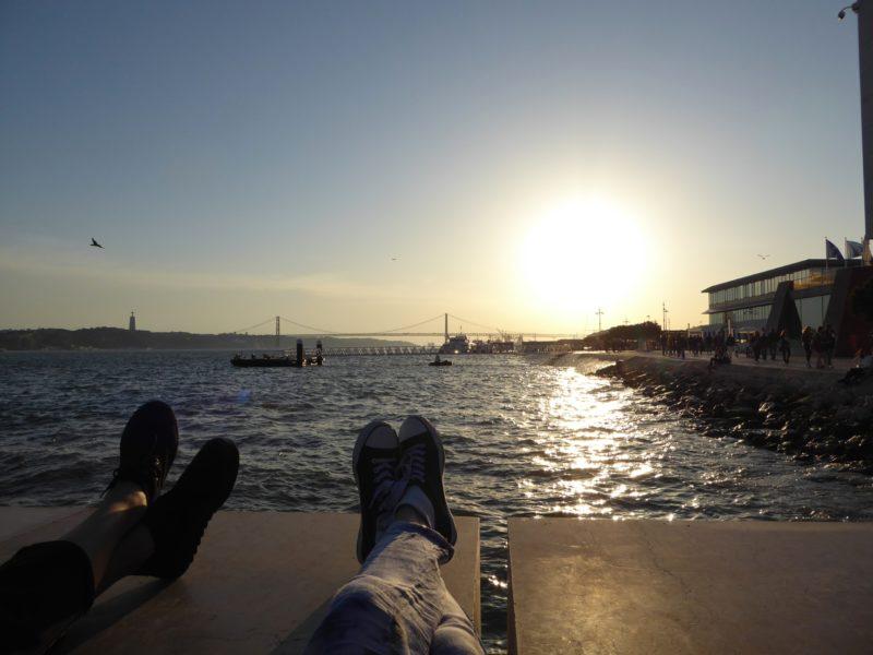 Lissabon rivier