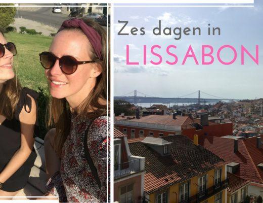 Vlog over LISSABON