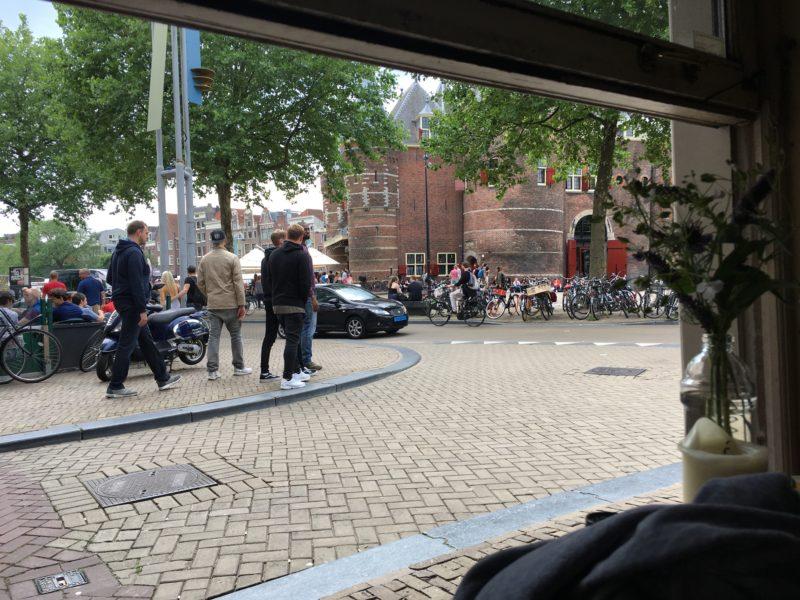 Cafe Stevens Amsterdam