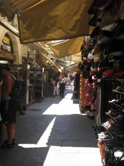 Chania markt
