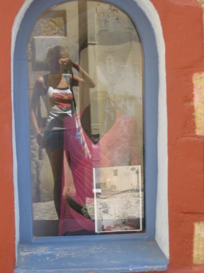 Chania spiegelbeeld