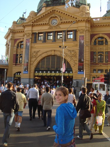 Station in Melbourne