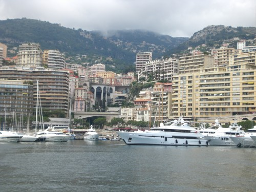 Superyacht Monaco