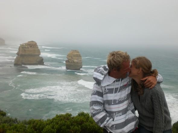 Australie twaalf apostelen lief