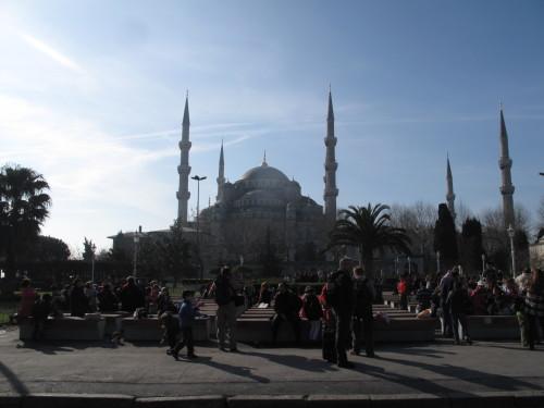 Aya Sofia Istanbul