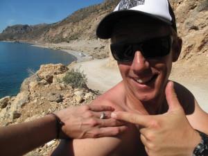 Verloving Kreta