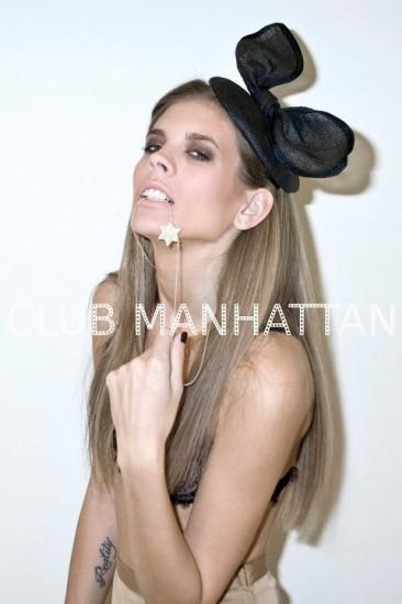 Sarah Smit Club Manhattan