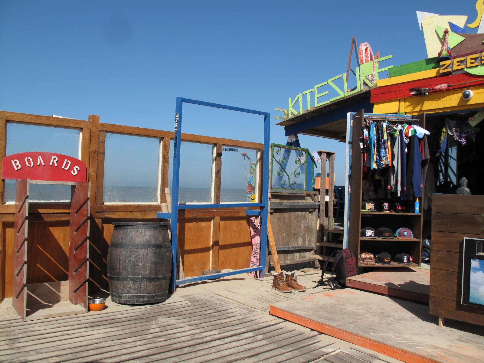 Bloemendaal aan Zee, Woodstock
