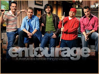 Plog 16, Entourage cast