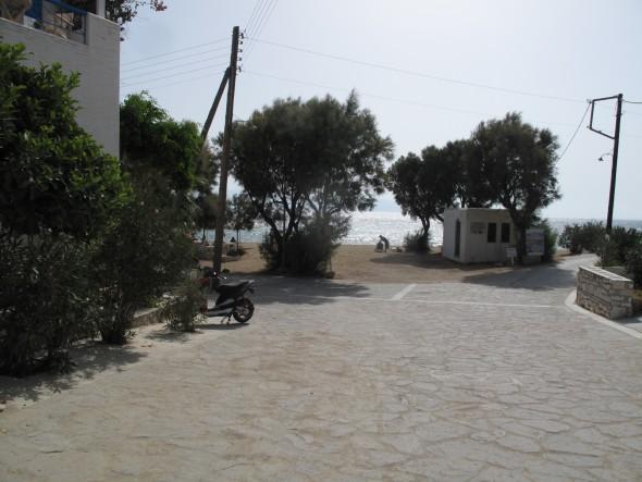 Griekenland Paros, Logaras