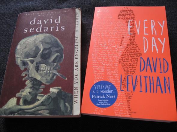 David Sedaris, David Levithan