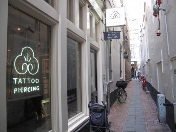 Plog 30 Amsterdam piercing