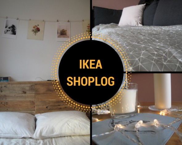 IKEA shoplog collage