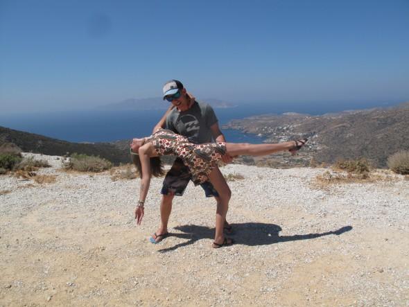 Ios eiland Griekenland