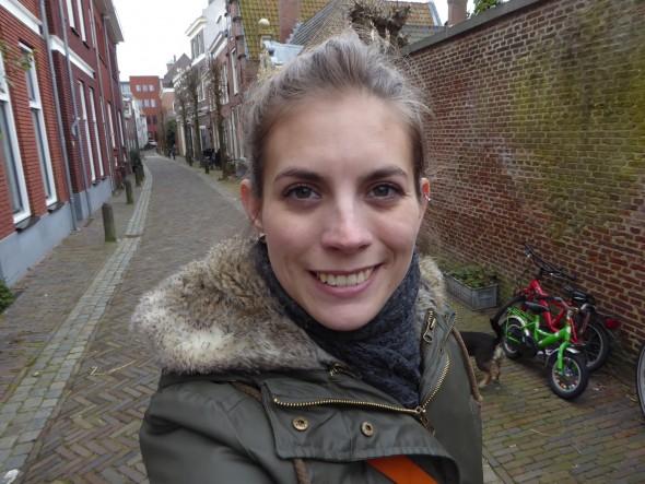 Lopen in Haarlem