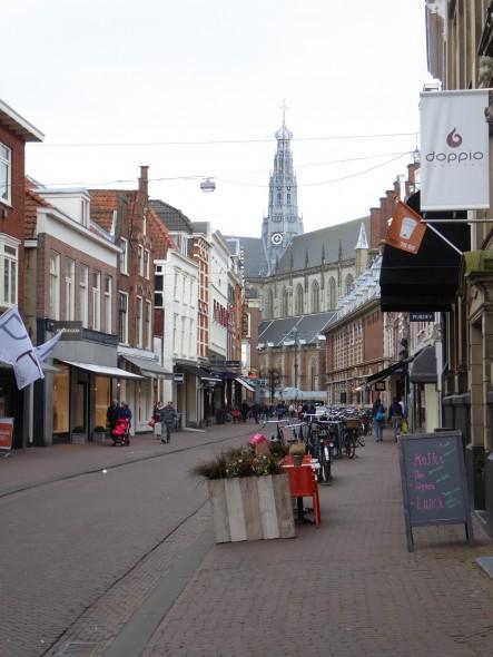 Grote markt Haarlem