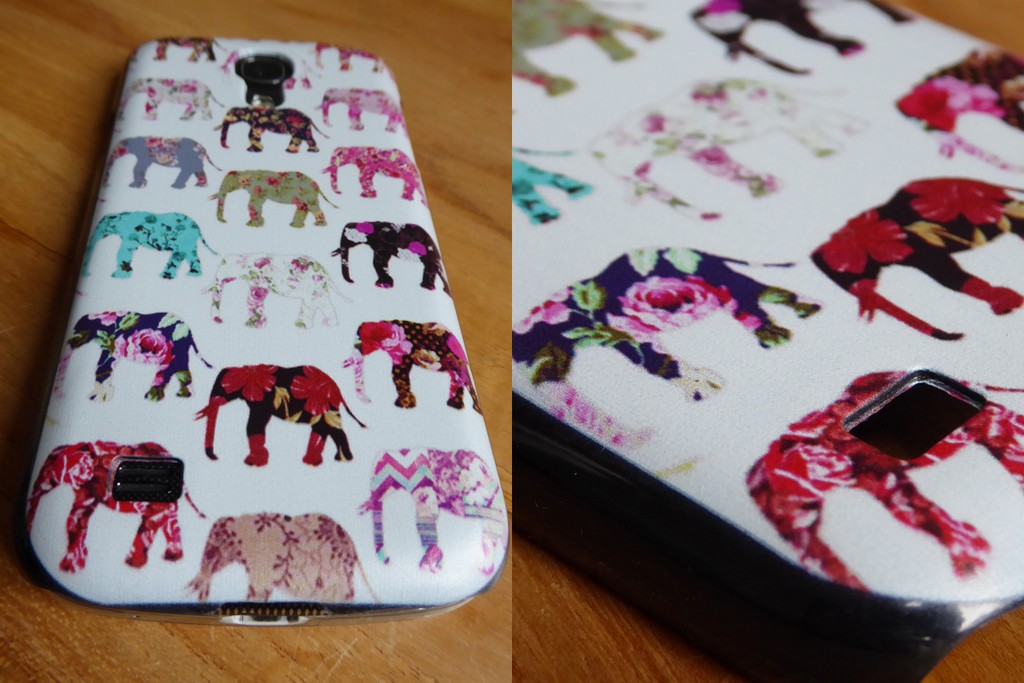 Telefoonhoesje olifant