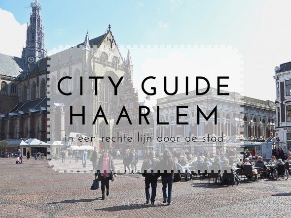City guide Haarlem
