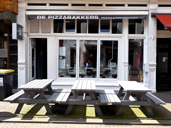 De Pizzabakkers Haarlem