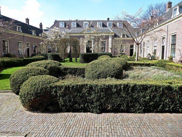 Haarlems hofje