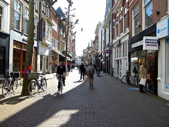 Barteljorisstraat Haarlem