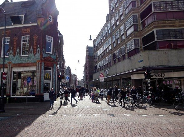 V&D McDonalds Haarlem