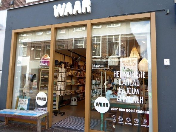 Winkelen in Haarlem