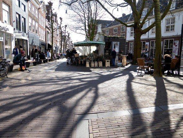 Terrasje Haarlem