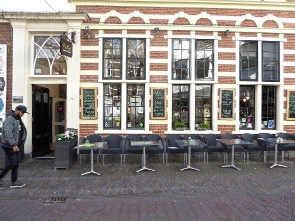 Hofje zonder zorgen Haarlem