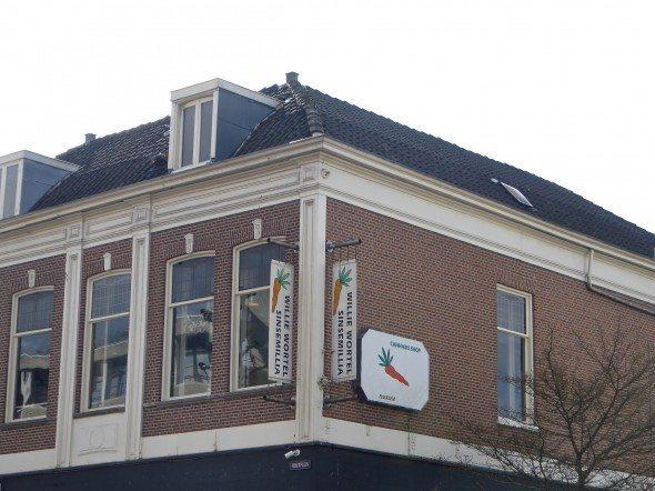 Willie Wortel Haarlem
