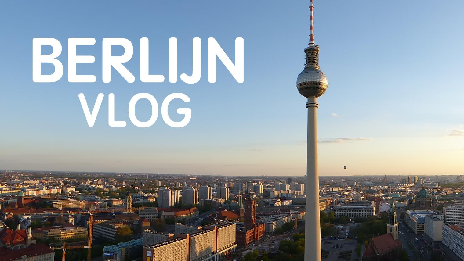 Berlijn vlog Cystic Fibrosis