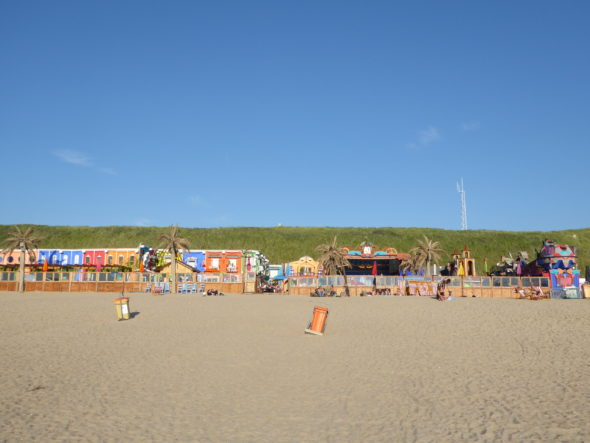 Woodstock Bloemendaal strand