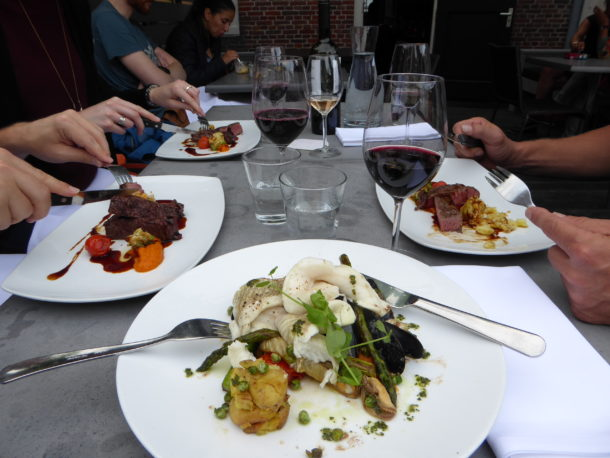 Restaurant Brick Haarlem