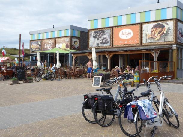 Noordwijk aan Zee strandtent