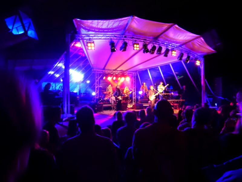 Neil Finn concert