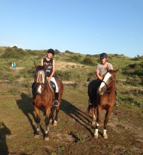 Paardrijden Zandvoort