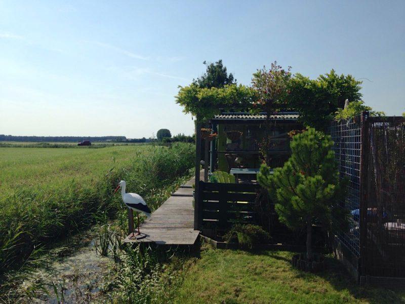 sta caravan Friesland
